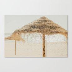 beach dreams Canvas Print