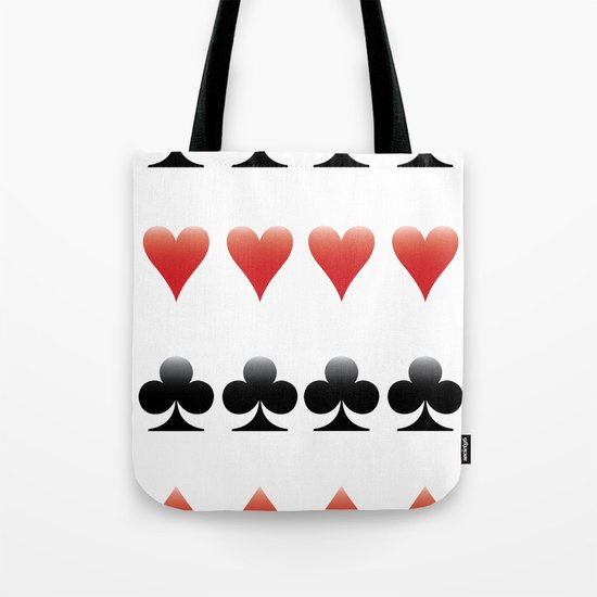 Suits Tote Bag