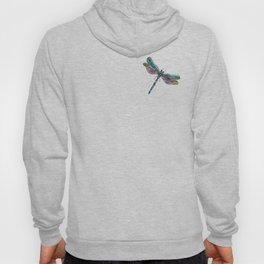 Whimsical Dragonfly Hoody