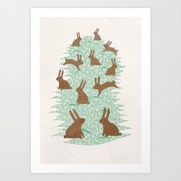 Multiplication Art Print