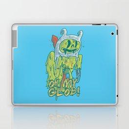 Zombie Finn Laptop & iPad Skin