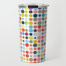 Tangled Up In Colour Travel Mug