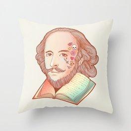 Lit Throw Pillow