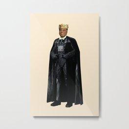 King Darth Joffer Metal Print