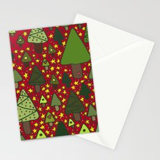Small Trees Stationery Cards