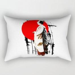 Kyotogirl2 Rectangular Pillow