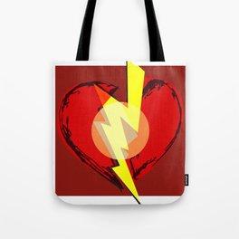 Broken heart Tote Bag