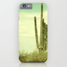Desert Cactus Slim Case iPhone 6s