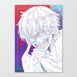 Tokyo Ghoul Blood Version Canvas Print