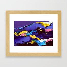 abstract 96313012 Framed Art Print