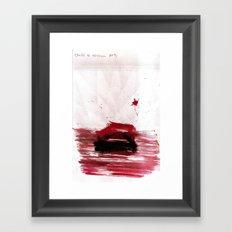 Ring I Framed Art Print