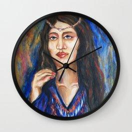 Venus II Wall Clock
