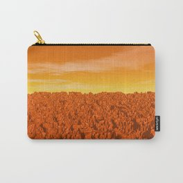 Sunrise On Planet Mars Carry-All Pouch
