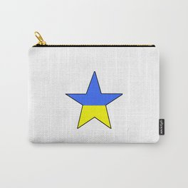 Flag of Ukraine 4 -Ukrainian,Україна, Ucrania,kiev,sevastopol Carry-All Pouch