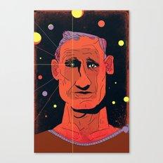 Neal Cassady Canvas Print