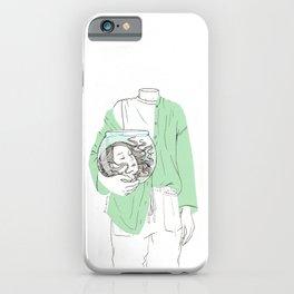 Schism iPhone Case