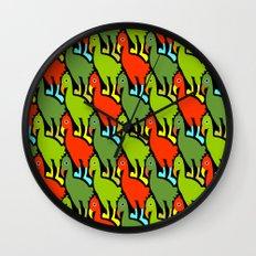 Dodos Wall Clock