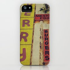 Perry's Vintage Sign Slim Case iPhone (5, 5s)