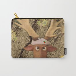 Funny Moose Carry-All Pouch