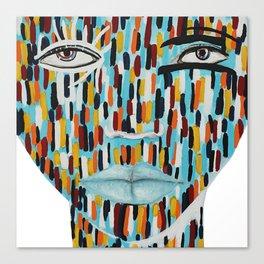 HOLLOW FACES SERIES Canvas Print