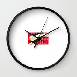 ALL SHE WANTS IS Wall Clock