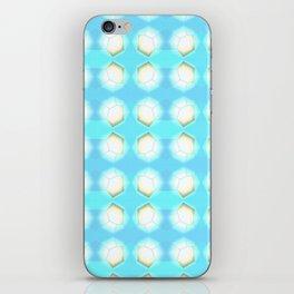 Geometrics II iPhone Skin