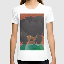 MELANIN INTELLECT T-shirt