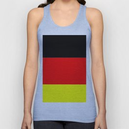 Flag of Germany Unisex Tank Top