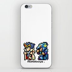 Homeboys (Cecil and Kain) iPhone & iPod Skin