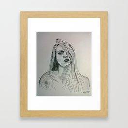 LJ_aka_JG Framed Art Print