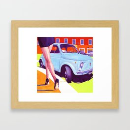 Dolce 500 Framed Art Print