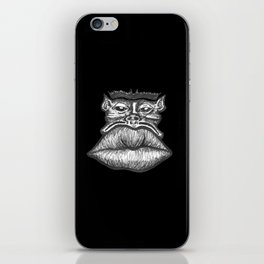 Larry Lipz iPhone Skin