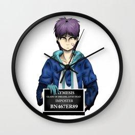 IMPOSTER Wall Clock