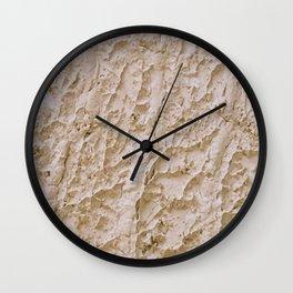 Clay Canyons 1 Wall Clock