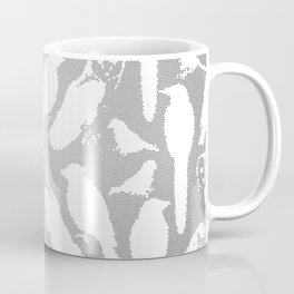 Wild Birds of America mosaic effect Coffee Mug