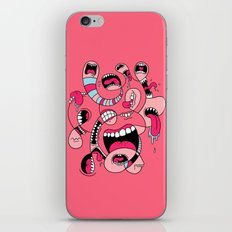 Big Mouths iPhone Skin