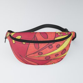 Pucci Inspired Fanny Pack