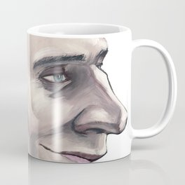 Caricature of Loki Hiddleston Coffee Mug