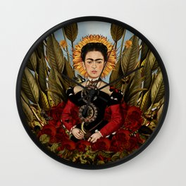 Frida VIII Wall Clock