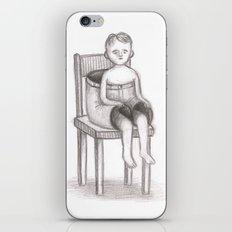 Waiting (Attente) iPhone Skin