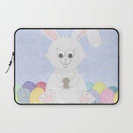 Easter Bunny Laptop Sleeve