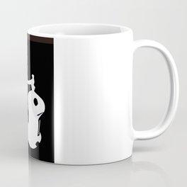 Grind Your Own Beans: Black Coffee Mug