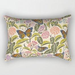 Save Our Monarchs Rectangular Pillow