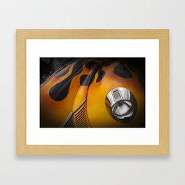 Hot Rod'n Framed Art Print