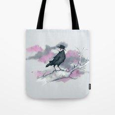 Plague Crow Tote Bag