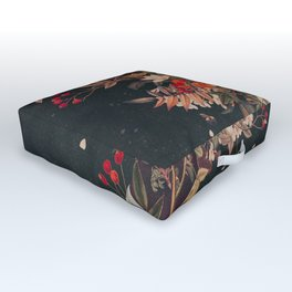 Foliage Outdoor Floor Cushion