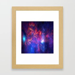Core of the Milkyway Framed Art Print