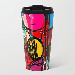 My legendary girlfriend street art graffiti Travel Mug