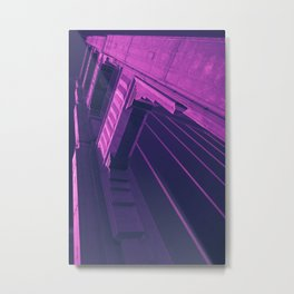 SAN.FRAN.TOKYO.001 Metal Print