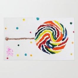 """""""Lollipop"""" Rug"""